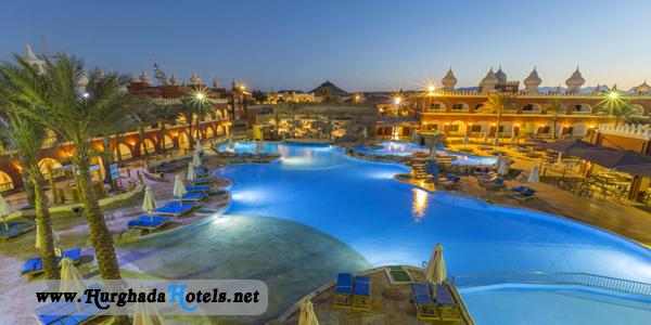 فندق و قرية الف ليلة و ليلة الغردقة