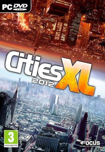 Cities XL 2012 - Tek Part Hızlı İndir - Mega Link