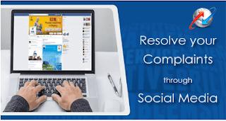 BSNL Complaints on Facebook Twitter