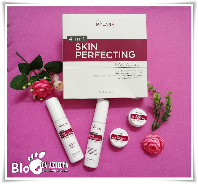 MYLARA Skincare Product