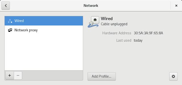 Imagem - Configurações de Rede no Debian
