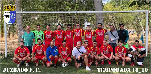 Juzbado, equipo de fútbol temporada 2018-19