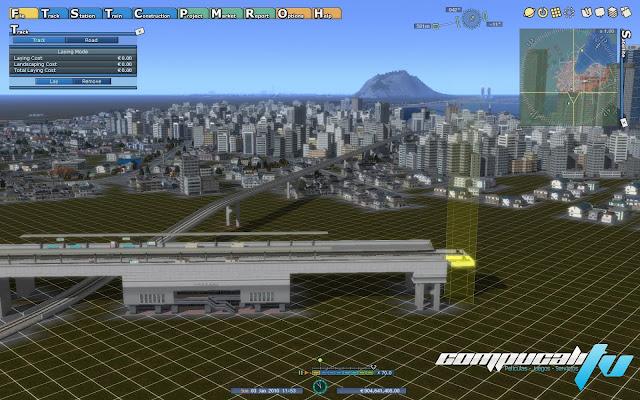 A Train 9 PC Full Español