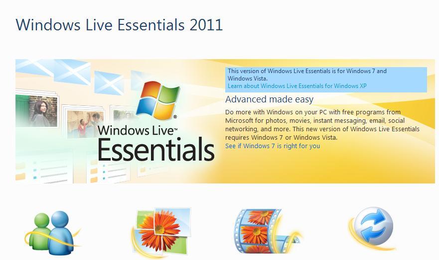 Windows Live Messenger 2012 Free For Windows Vista