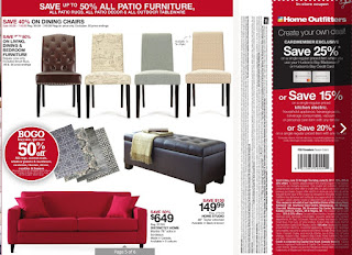 Home Outfitters flyer June 23 – 29, 2017