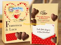 Logo Mulino Bianco: crea e regala un pacco di Batticuori per San Valentino