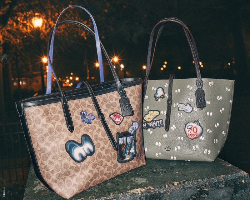Disney x Coach 'A Dark Fairy Tale' Lookbook