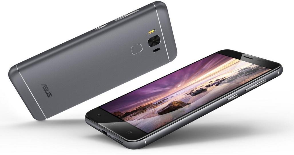 "ASUS ZenFone 3 Max ZC553KL ""Snapdragon"" Harga +Spesifikasi"