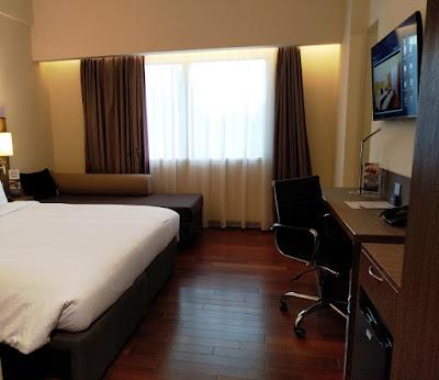 Tahun Baru di Satoria Hotel Yogyakarta