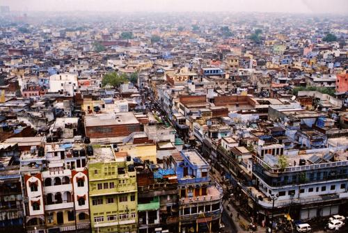 Nova Délhi, Capital da Índia