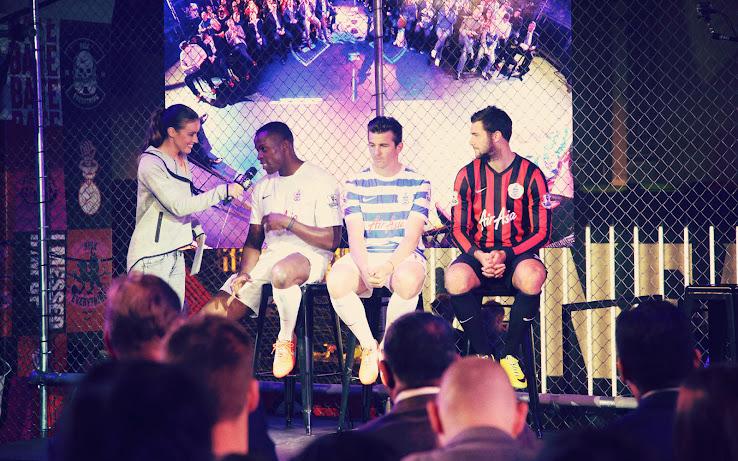 5e69c8ee660 Nike Queens Park Rangers 14-15 Kits Released - Footy Headlines