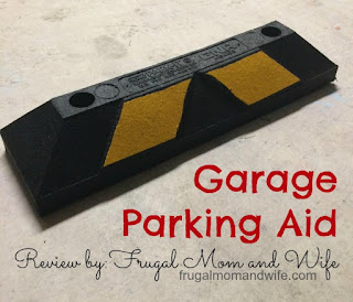 Frugal Mom And Wife Garage Parking Aid Block Review