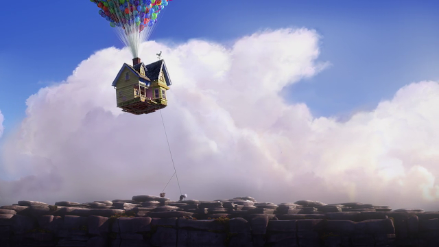 Up (2009) Dual Audio [Hindi-DD5.1] 720p BluRay ESubs Download