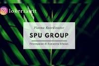 Lowongan Kerja Sumatera Plantation Unit (SPU Group)
