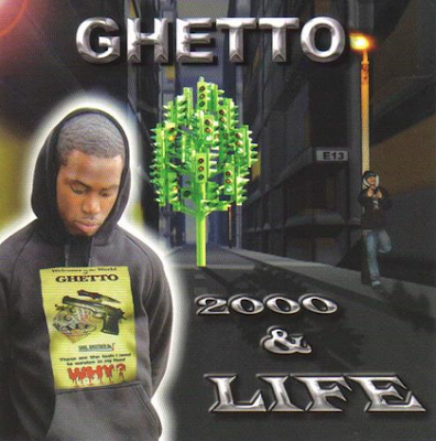 GHETTS - 2000 & LIFE Mixtape Cover