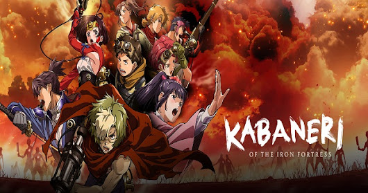 Kabaneri of the Iron Fortress Season 01 Episode 01-12 Download.