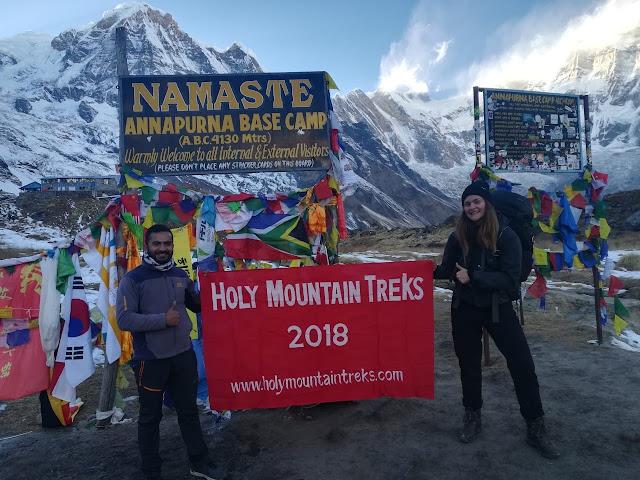Nepal Trekking Info Guide