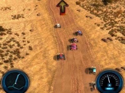 تحميل لعبة سباق السيارات Desert Race للحاسوب