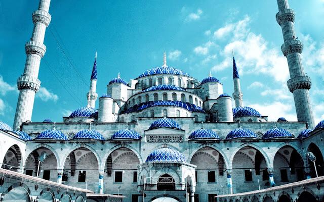 Tempo de viagem de avião até a Turquia