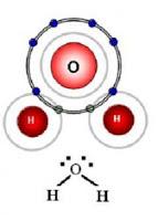 Molekul H2O