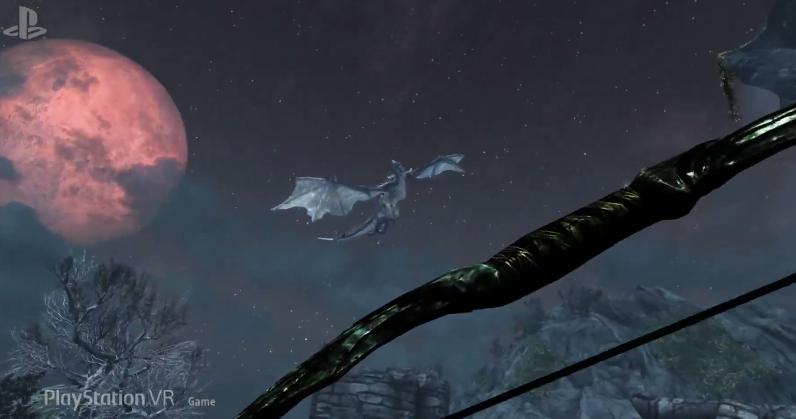 Se anuncia Skyrim VR para las PlayStation VR