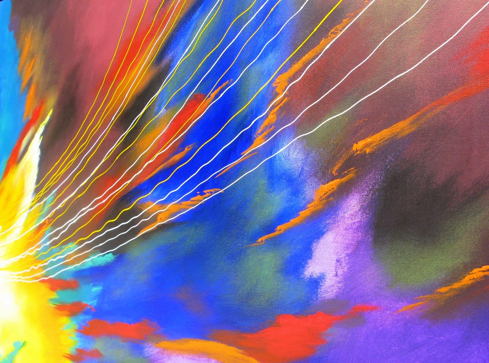 Cuadros pinturas oleos ejemplos de cuadros abstractos for Imagenes de cuadros abstractos faciles