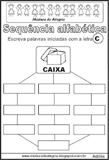 Sequência alfabética letra C