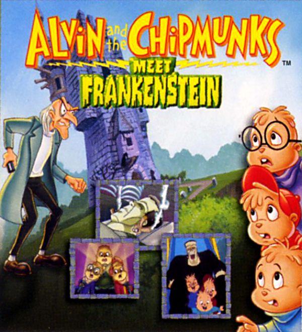 HET verzameloord: FRANKENSTEIN 92: ALVIN VIDEO