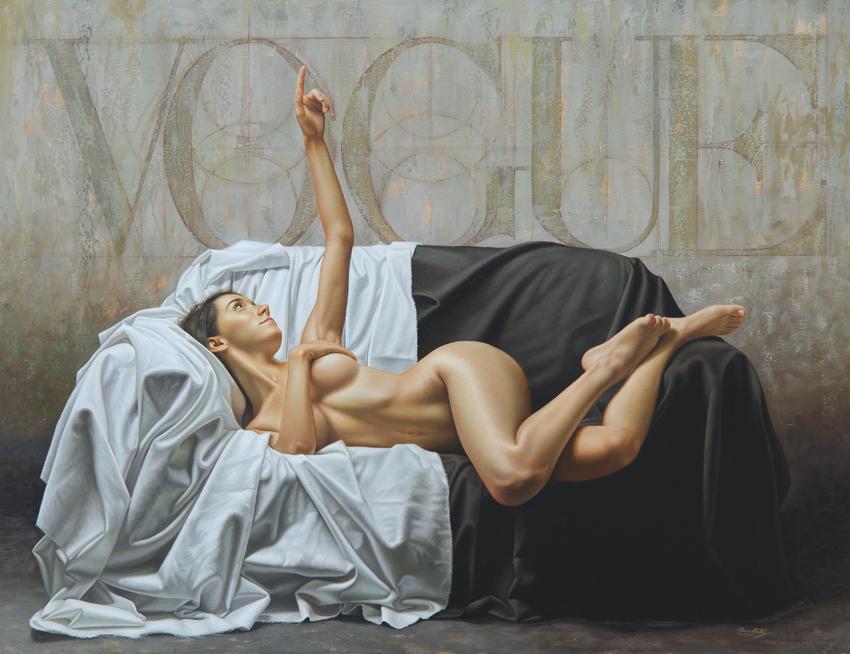 Фильм где мужчина рисует обнаженных женщин