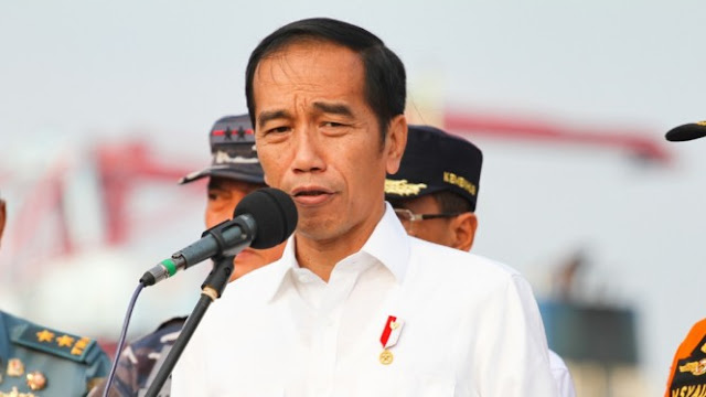 Jokowi Marah, Empat Tahun Diterpa Isu Tenaga Kerja China