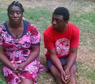 2 female kidnappers arrested delta state