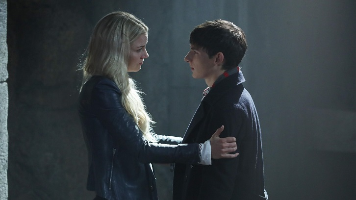 "POLL : What Was Your Favourite Scene in Once Upon a Time ""Street Rats""?"