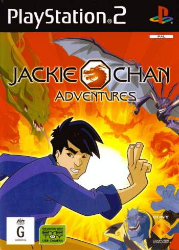 Jackie Chan Adventures (PAL) PS2 Torrent 2004