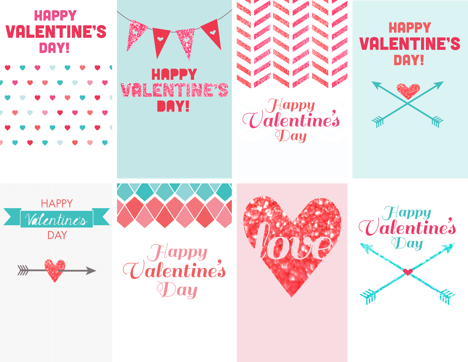 Oh So Lovely Blog Fabulous Amp Free Valentine S Day Printables