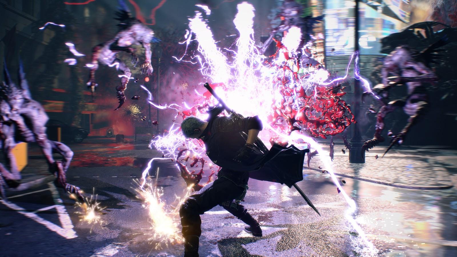 Devil May Cry 5 PC ESPAÑOL REPACK (JPW) 2