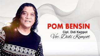 Lirik Lagu Pom Bensin - Didi Kempot