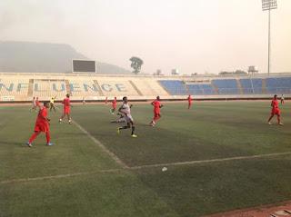 Gata brace, Ayinde, Ekpi, Adeoti goals sink Federal Medical Centre