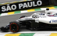 Sao Paulo Grand Prix Brazylii 2018 F1 Williams