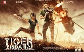 Tiger Zinda Hai is Salman Khan 2017 Biggest Film of his Career, Tiger Zinda Hai Now Highest Grossing film of his career, Co-Actress Katrina Kaif