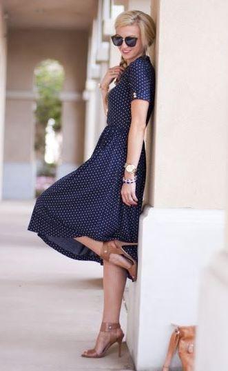 elegant outfit idea for a best romantic date