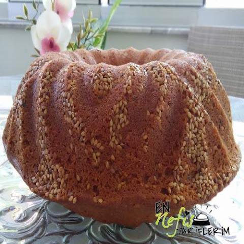 Susamlı Kek Tarifi Nasıl Yapılır