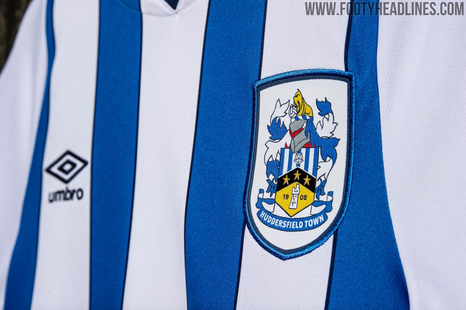 Huddersfield Trikot