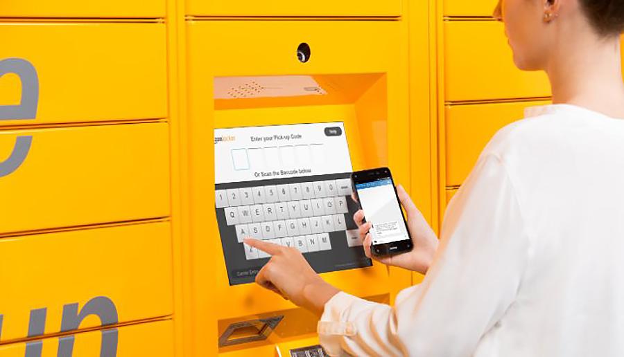 Amazon Locker: como receber as suas compras online em Miami