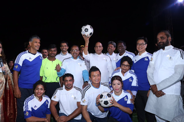 Tata Motors Defence Solutions partners CAPF's 'Oorja', for FIFA's under 19 World Cup