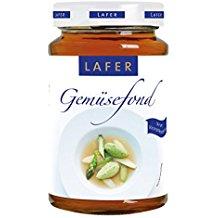 Johann Lafer , Gemüsefond, 400 ml