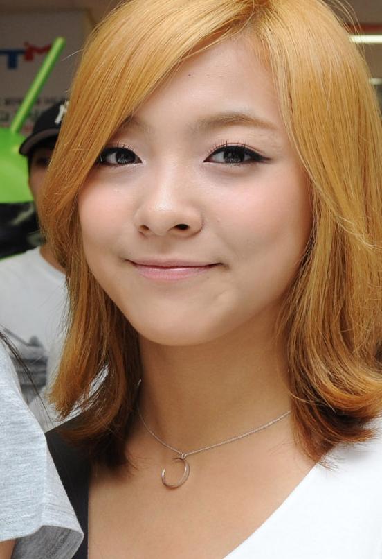 Koreli Kız Grupları (Korean Girl Groups): F(X) F(x) Luna