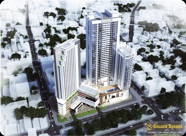 Sắp mở bán đợt 1 dự án Golden Square Đà Nẵng
