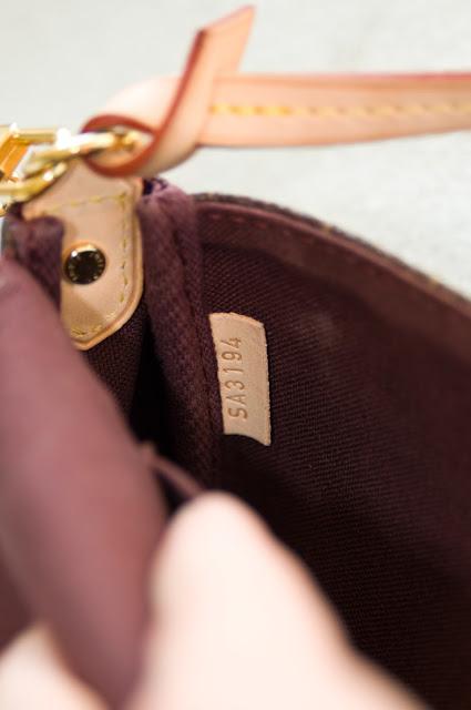 oryginalny Louis Vuitton jak rozpoznać?