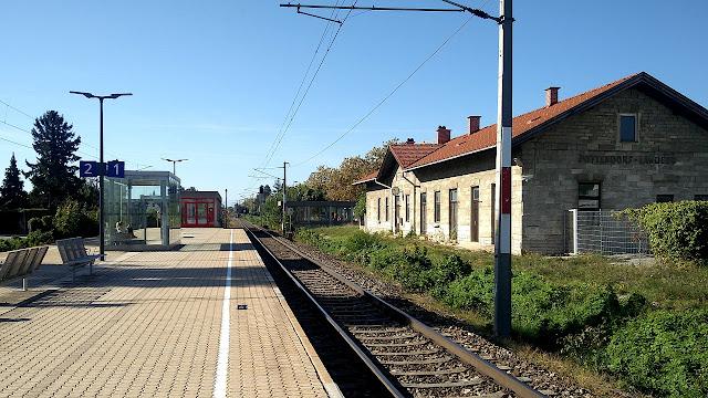 Bahnhof Pottendorf-Landegg