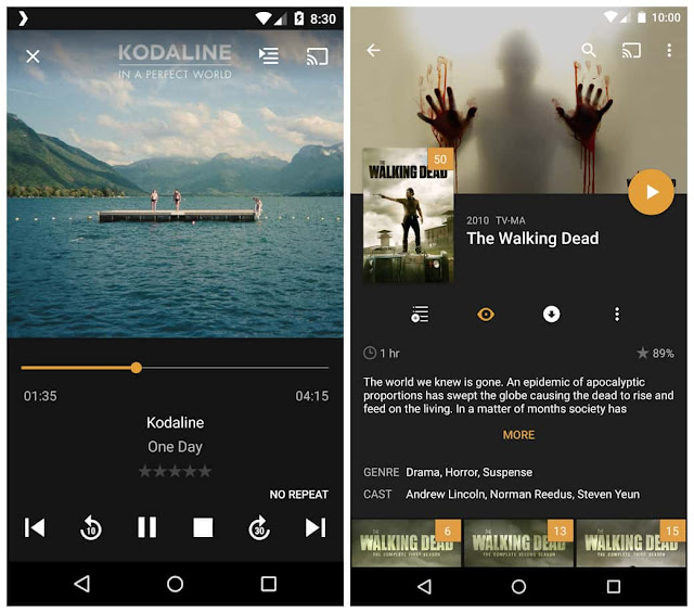 Plex for Android Apk Free Download